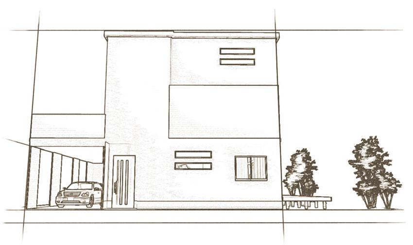 住宅リフォームデザインイメージ